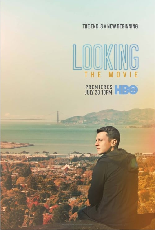 Looking: The Movie - Poster