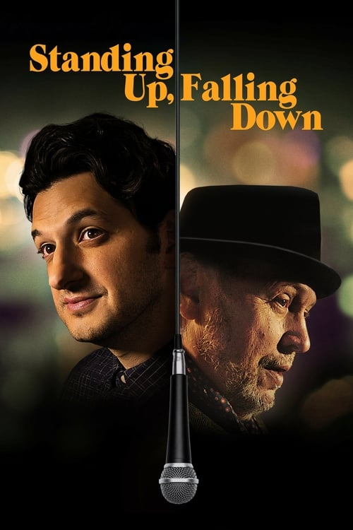 Download Standing Up, Falling Down (2020) Full Movie