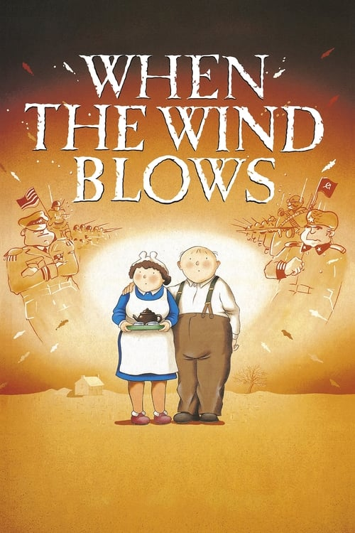 When the Wind Blows (1986) Poster