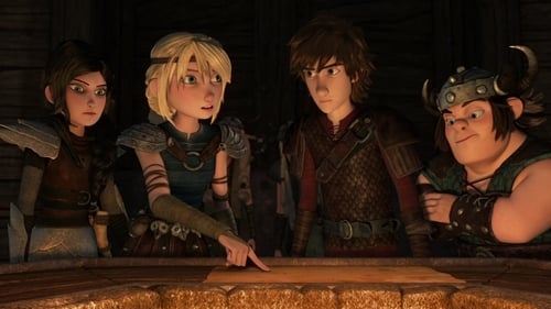 DreamWorks Dragons: Race to the Edge Pt. 3 – Episod Defenders of the Wing, Part 1