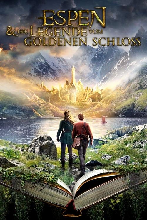 Espen und die Legende vom goldenen Schloss - Fantasy / 2021 / ab 12 Jahre