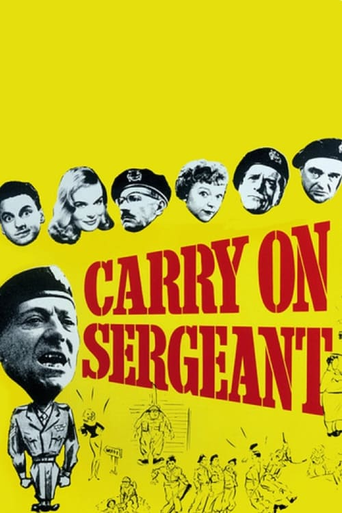 Carry On Sergeant (1958) Poster