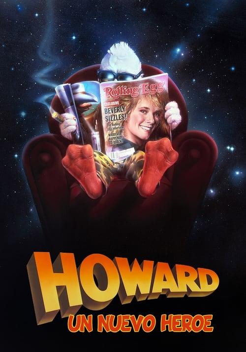 Mira Howard: Un nuevo héroe Con Subtítulos En Línea