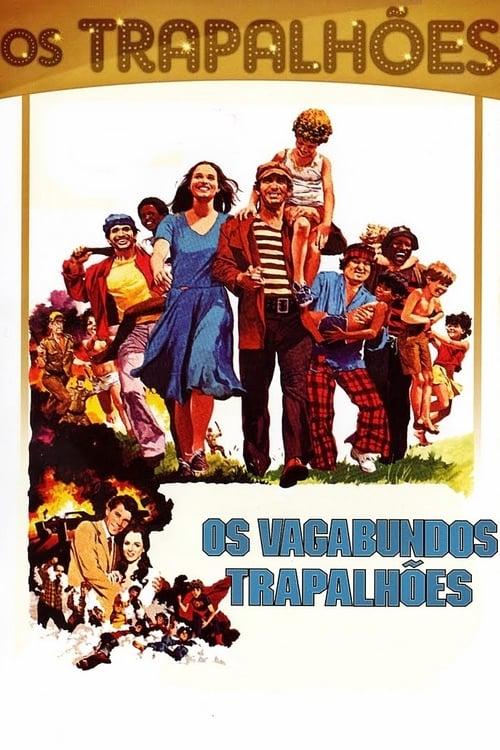 Largescale poster for Os Vagabundos Trapalhões
