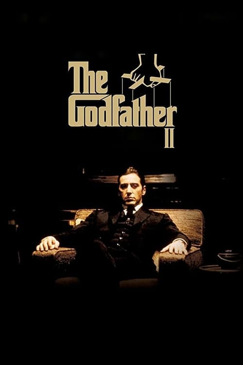 Largescale poster for The Godfather: Part II