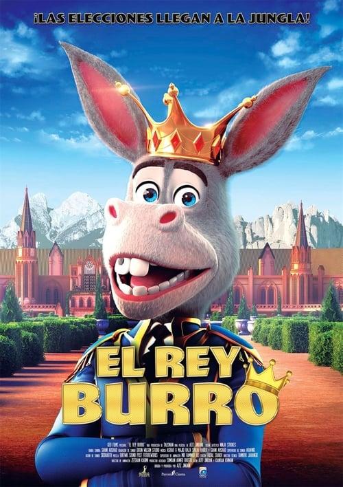 Mira La Película El rey Burro En Buena Calidad Gratis