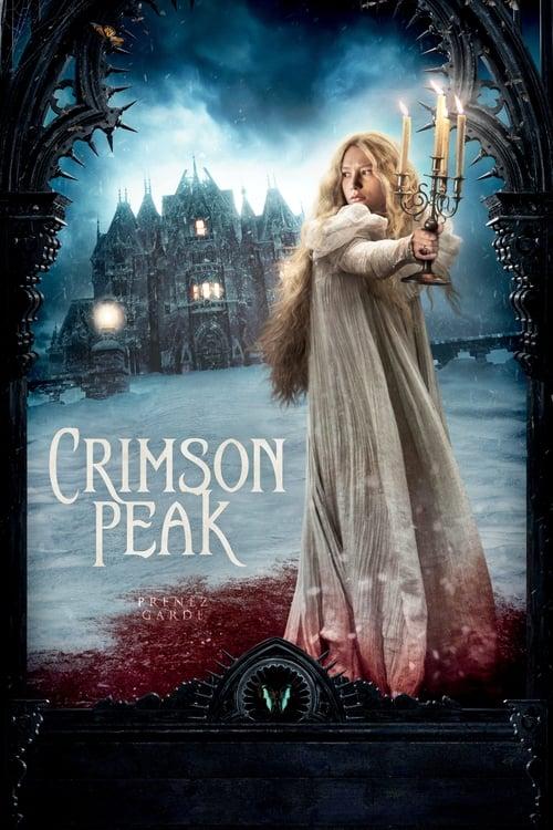 ➤ Crimson Peak (2015) streaming Netflix FR