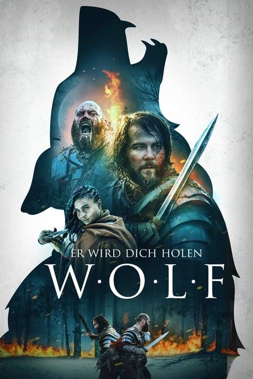 Wolf - Er wird dich holen - Poster
