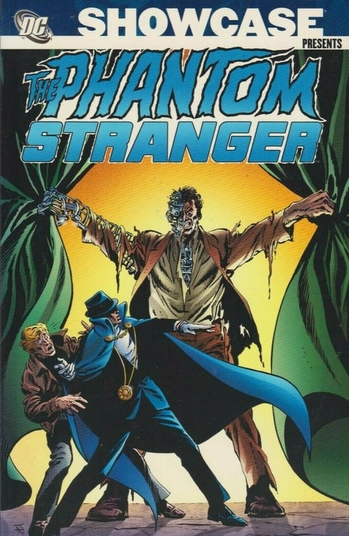 Watch DC Showcase: The Phantom Stranger Online Allmyvideos