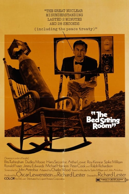 The Bed Sitting Room (1969) Poster
