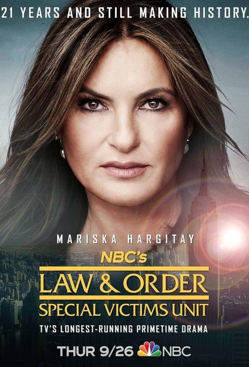 Law Order Special Victims Unit: Season 21