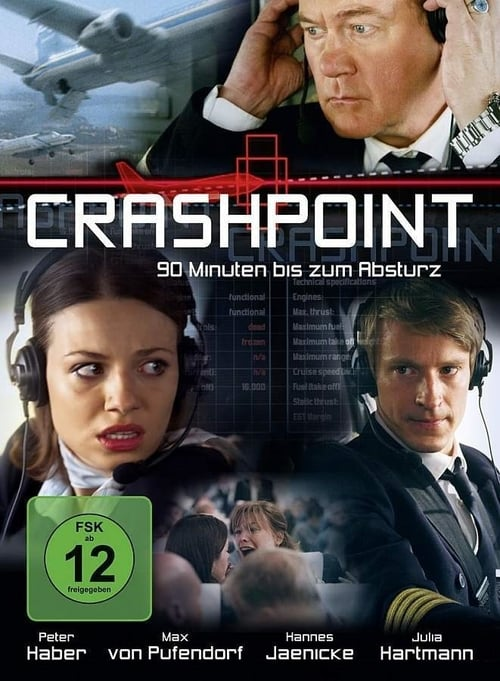 Largescale poster for Crashpoint - 90 Minuten bis zum Absturz