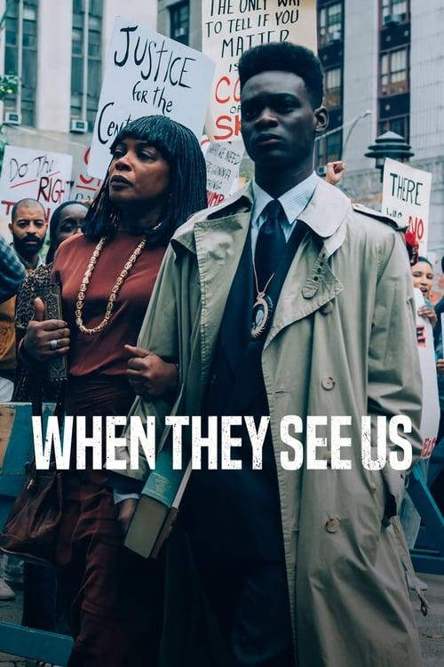 Poster von When They See Us