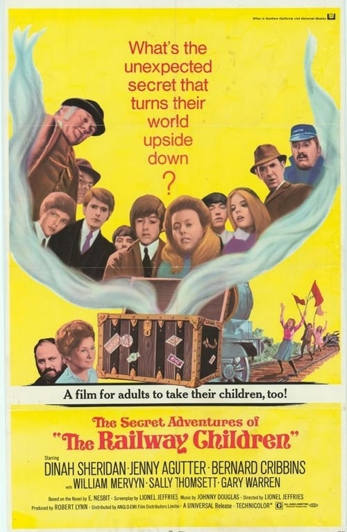 Download The Railway Children (1970) Best Quality Movie