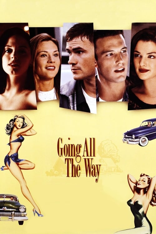 Going All the Way (1997) Poster