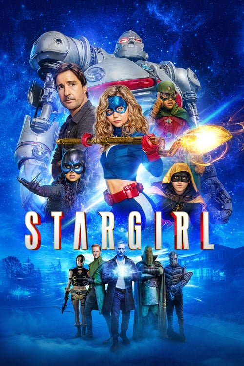 Download DC's Stargirl 2020 (Season 1) {Hindi UnOfficial Dubbed} 720p WeB-DL HD [350MB]