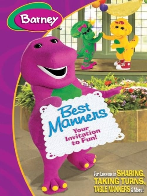 فيلم Barney: Best Manners - Invitation to Fun في نوعية جيدة
