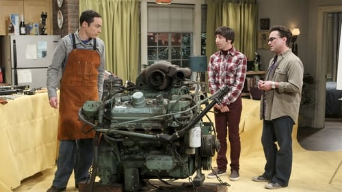 The Big Bang Theory - Season 10 - Episode 15: The Locomotion Reverberation