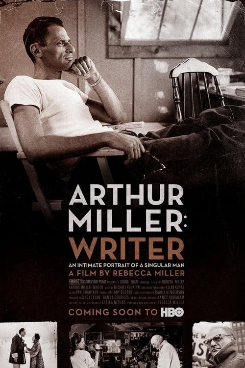 Arthur Miller: Writer Looking