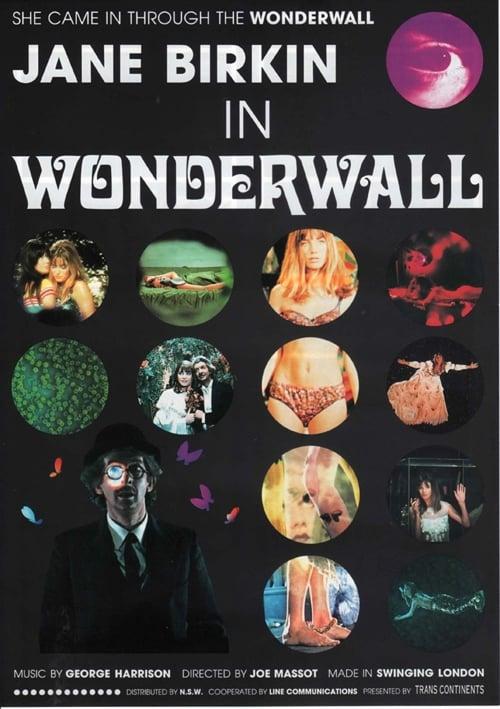 Wonderwall (1968) Poster