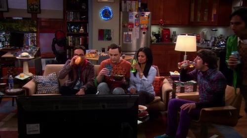 The Big Bang Theory - Season 4 - Episode 17: The Toast Derivation