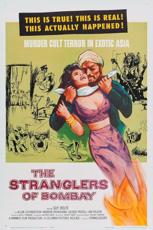 Mira La Película Los estranguladores de Bombay Con Subtítulos
