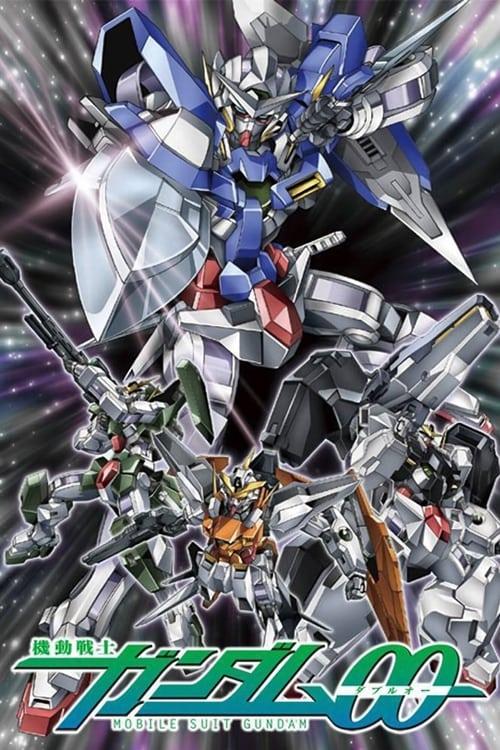 Mobile Suit Gundam 00 Dublado