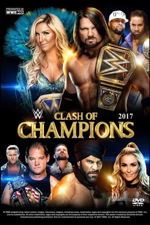 WWE Clash of Champions 2017 (2017)