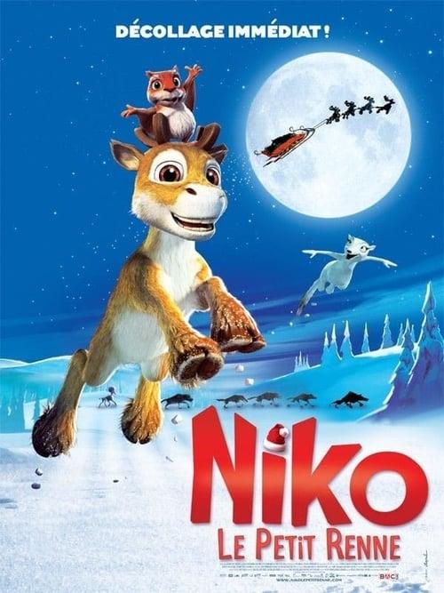 Voir Niko, le petit renne (2008) streaming Youtube HD