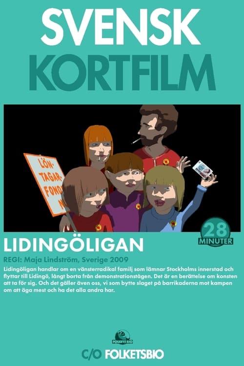 Lidingöligan poster