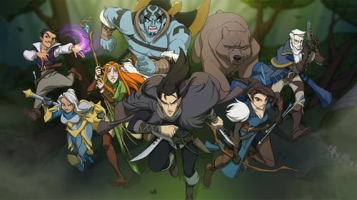 Critical Role: The Legend of Vox Machina Animated Special