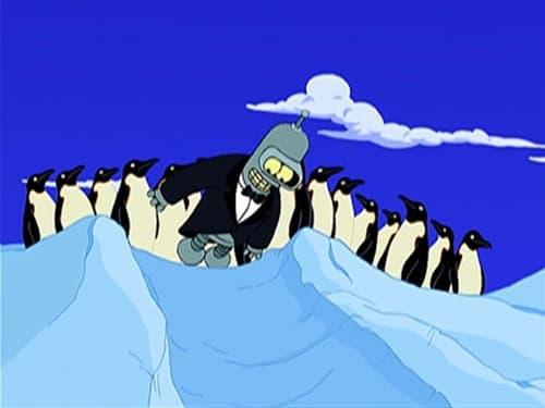 Futurama - Season 3 - Episode 9: The Birdbot of Ice-Catraz