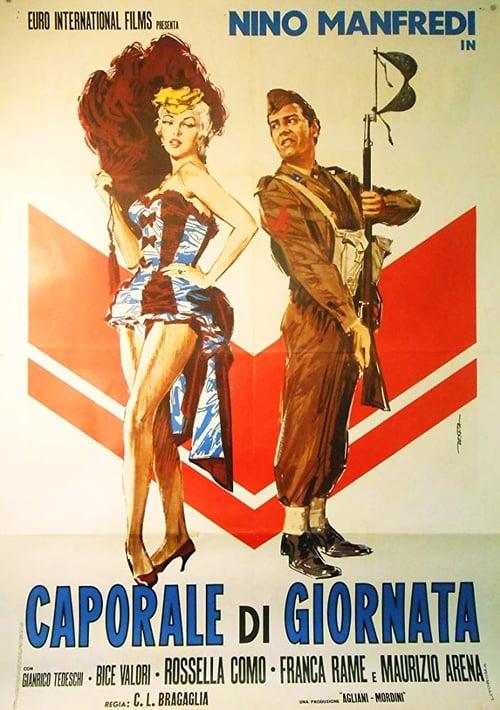 Assistir Filme Caporale di giornata Gratuitamente Em Português