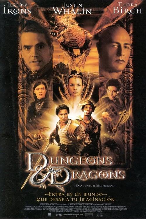 Dungeons & Dragons pelicula completa