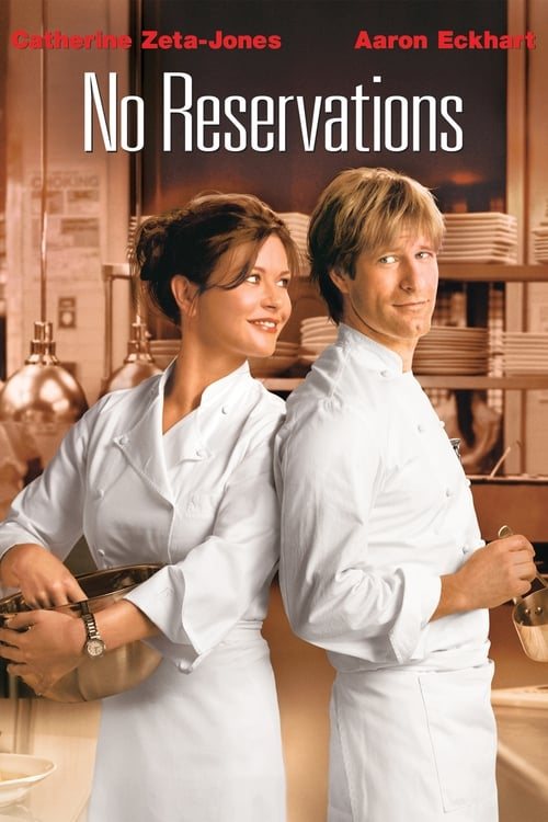 No Reservations - Poster