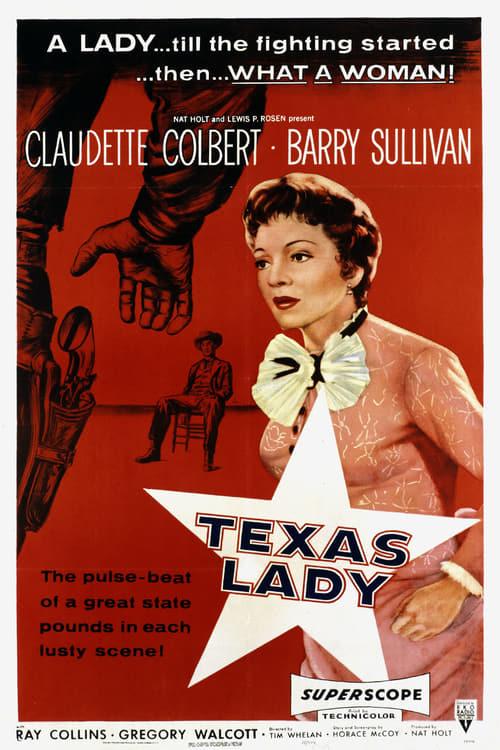 Mira La Película La dama de Texas Con Subtítulos