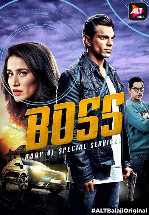 BOSS: Baap of Special Services (2019)