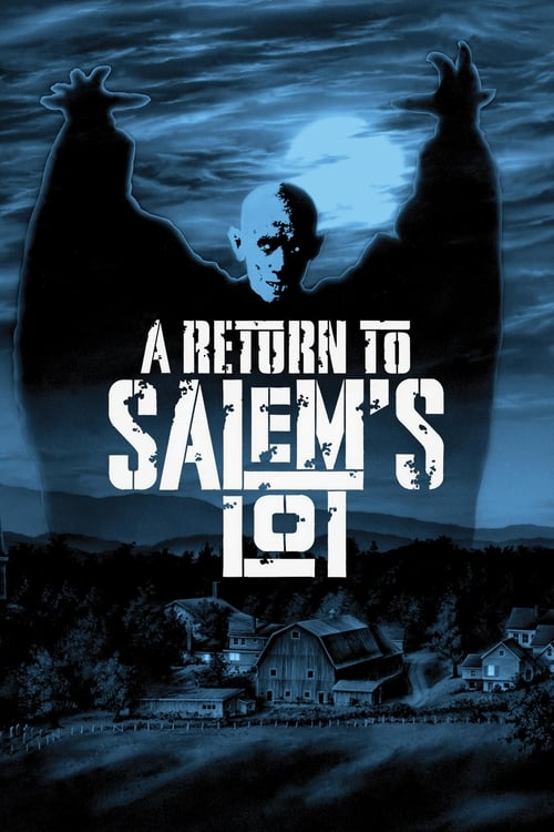Largescale poster for A Return to Salem's Lot