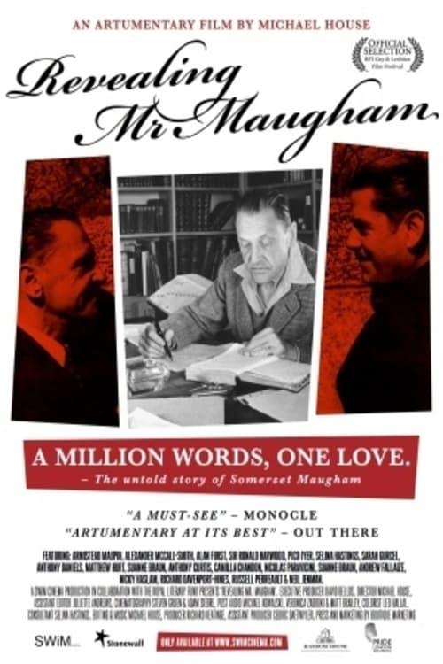 مشاهدة Revealing Mr. Maugham على الانترنت