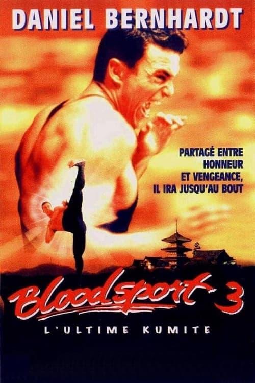 Bloodsport III (1996) Poster
