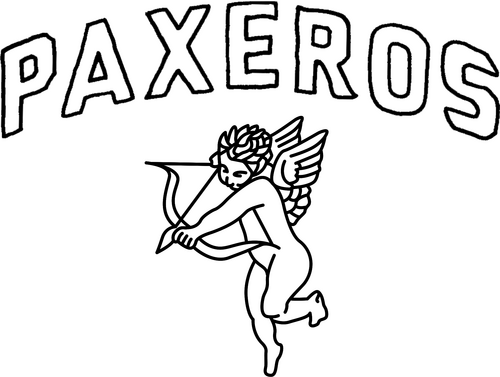 Paxeros                                                              Logo