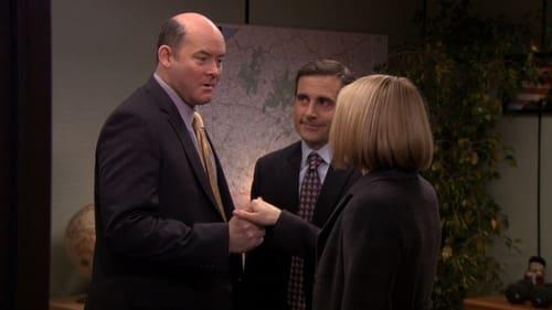 The Office - Season 7 - Episode 18: Todd Packer