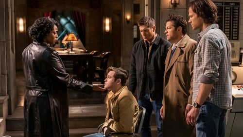 supernatural - Season 15 - Episode 18: despair