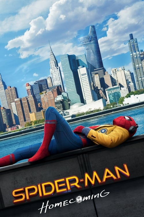 Largescale poster for Spider-Man: Homecoming