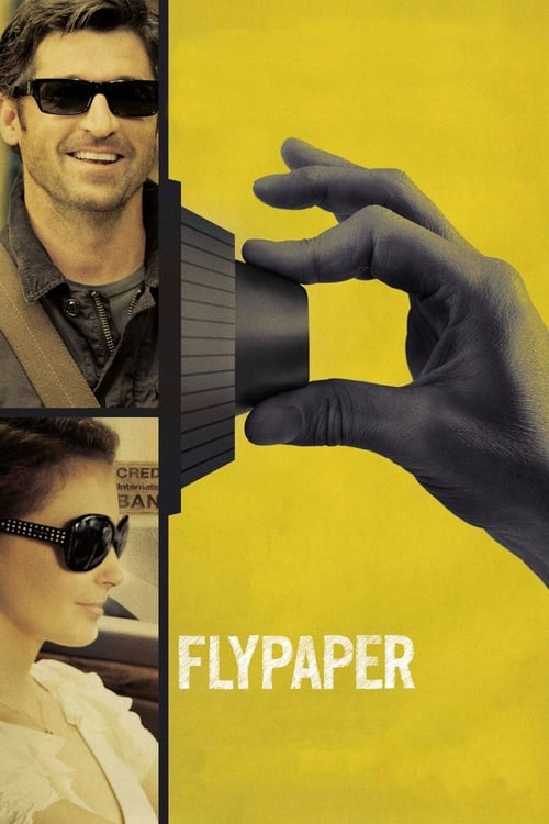 The poster of Flypaper