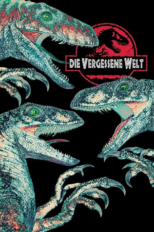 Vergessene Welt: Jurassic Park - Poster
