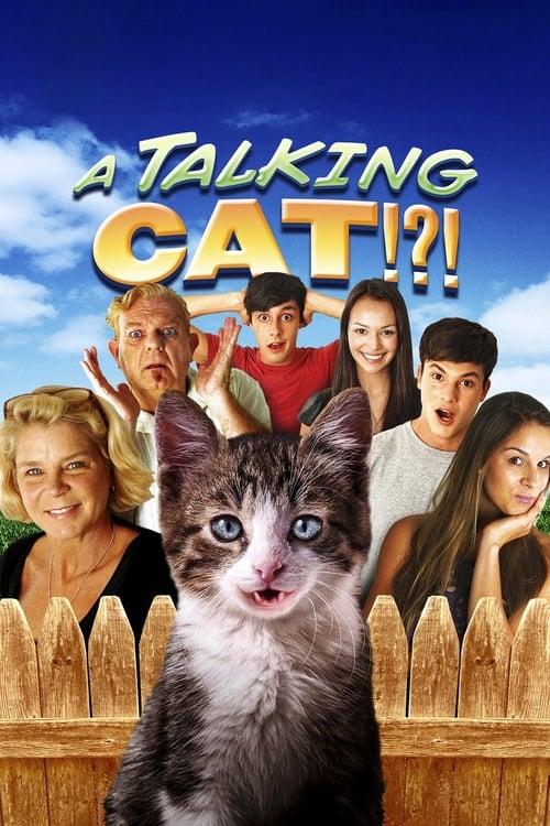 Película A Talking Cat!?! Gratis En Español