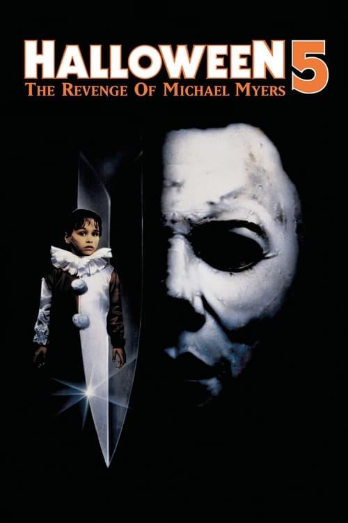Watch Halloween 5: The Revenge of Michael Myers (1989) Movie Free Online