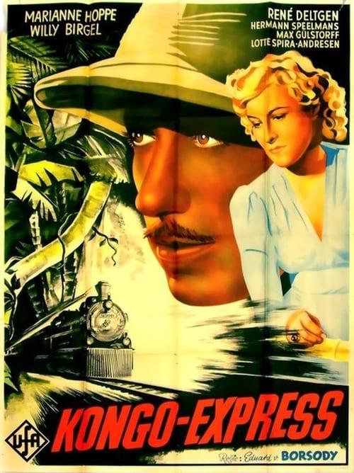 Assistir Filme Kongo-Express Grátis