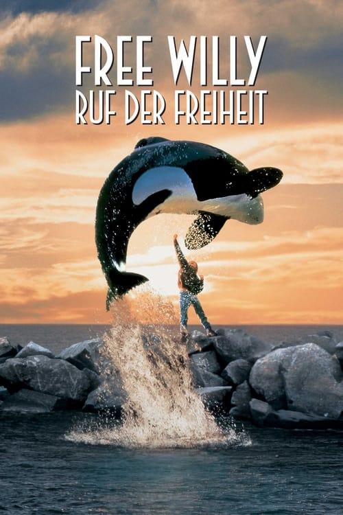 Free Willy - Ruf der Freiheit - Familie / 1994 / ab 0 Jahre